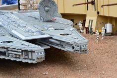 LEGO® STAR WARS™ Miniland   LEGOLAND California   Carlsbad