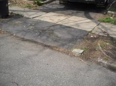 Installation of Driveway Apron and Common Sidewalk needed.... Before Visit us @ www.facebook.com/GSPropMgmtandHomeImprovements