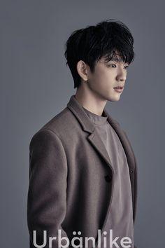 Jinyoung (GOT7) - Urbanlike Magazine October Issue '16