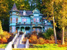 2. Shelton McMurphey Johnson House (Eugene)