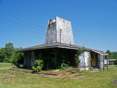 Abandoned pizza place in Cairo, OH