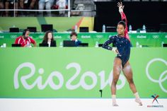 2016 Rio Olympic Games Qualifications--Gabby Douglas