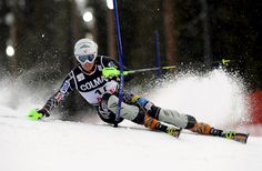 ARE, SWEDEN - MARCH 14, (FRANCE OUT) Ted Ligety of USA skis during the Alpine FIS Ski World Cup. Men's Slalom on March 14, 2009 in Are, Sweden. (Photo by Agence Zoom/Getty Images) *** Local Caption *** Ted Ligety