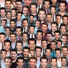 Drew and Jonathan Scott basically look like the same person—they are identical twins, after all. And that's exactly what makes this puzzle so hard! But we think die-hard Property Brothers fans will be able to suss out the lone Drew among all the Jonathans.