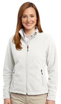 Port Authority Women's Warm Fleece Jacket. L217 - List price: $43.98 Price: $21.75 Saving: $22.23 (51%)