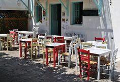 Siesta time in Lagada Greece Islands, Greek, Greece, Greek Islands