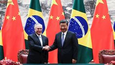 China investiu R$ 60 bilhões na compra de empresas no Brasil
