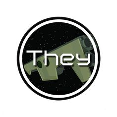 """The """"They"""" Badge Design for my Sci-Fi Comic Gone now raising funds on Kickstarter! Click the image for more information! Sci Fi Comics, Badge Design, Raising, Mystery, Comic Books, Image, Comic Book, Comics, Comic"""
