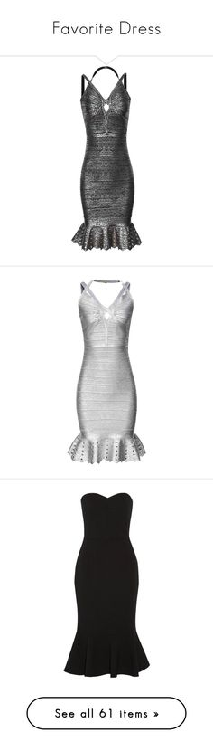 """Favorite Dress"" by zagojhe ❤ liked on Polyvore featuring dresses, gowns, silver evening dresses, silver dresses, silver gown, silver evening gowns, foil print dress, vestidos, black dress and dolce & gabbana"