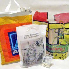 http://www.bax.fi/eri-tyyppisia-muovikasseja - Muovikassi vai Paperikassi? -Joidenkin mielestä ei kumpikaan..  #muovikassit #paperikassit #plastic bags #paper bags