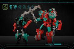 Transformers Combiner Wars - Victorion