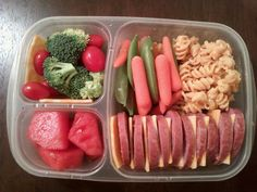 171 healthy lunch ideas that aren't all sandwiches. With pictures and descriptions.