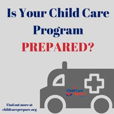 Family Child Care, Disaster Preparedness, Safety Tips, Childcare, Free, Parenting