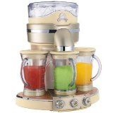The Margaritaville Frozen Concoction Maker Lineup When it comes to making frozen margaritas it's always in your best interest to have a really good quality blender at your side, after all grinding all that ice can really stress out a machine.