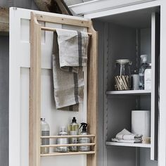 Chichester laundry broom cabinet