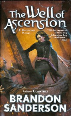 """Another great book by Brandon Sanderson. 2nd in the series after """"Mistborn"""". I can't put these books down. Great characters. Brandon Sanderson is now in my top 3 authors along with Terry Goodkind and Orson Scott Card."""