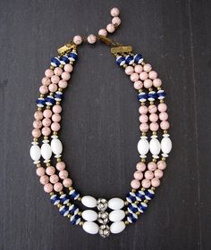 Greta Necklace - vintage from Verse Jewelry