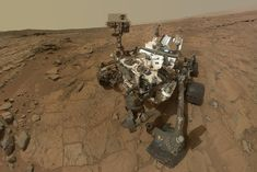 Thanks to artificial-intelligence software, the Curiosity rover can target rocks without human input.