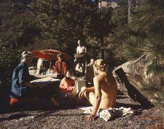 Big Sur, 1959 | LIFE Celebrates Artists and Their Models | LIFE.com
