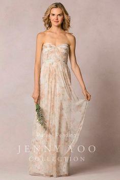 #BridesmaidDresses. Style Nyla. Jenny Yoo