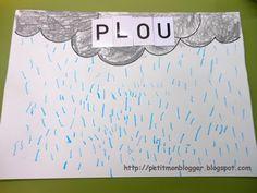 PETIT MON: EN PATUFET A P3  GRAFISME Lany, Preschool Worksheets, Conte, Blog, Tea, School, Winter Time, Autumn, Learning Spaces