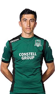 Odil Akhmedov №10  IN THE TEAM FROM 11.06.2014    Position: midfielder Age: 26 years Birthday: 25.11.1987 Height: 180 cm Weight: 73 kg