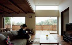 ウッドデッキのある家・間取り(神奈川県横浜市) |高級住宅・豪邸 | 注文住宅なら建築設計事務所 フリーダムアーキテクツデザイン