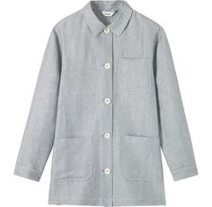 Linen Cotton Enide Jacket - Very Japanese