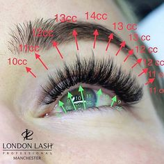 Useful Guide To Eyelash Extensions: Russian Lashes? Eyelash Extensions Styles, Eyelash Sets, Magnetic Lashes, How To Clean Makeup Brushes, False Lashes, Long Lashes, Skin Care Tips, Eye Makeup, Makeup Eyebrows