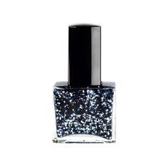 I love the ncLA Black Diamond Nail Polish from LittleBlackBag