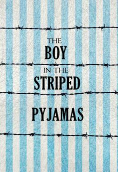 The Boy in Stripped Pyjamas. Creating a display re Auschwitz using this pattern as a background and to incorporate reading material into the display to inspire our students.