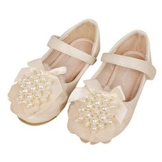 teachay Fashionable Little Girls Cute Round Toe Beading Ballet Ballerina Flats Princess Shoes ** Quickly view this special  product, click the image : Jordan sneakers and shoes