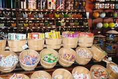 old time candy store