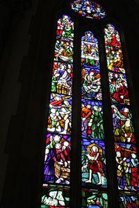 Vitral - Catedral da Sé