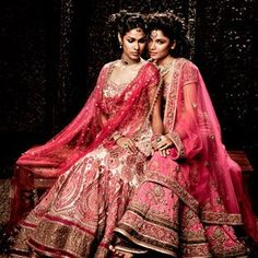 Sisters in Sarees