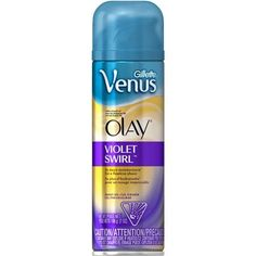 Gillette Venus with a Touch of Olay Shaving Gel Violet Swirl Ivory Bar Soap, Best Shaving Cream, Gillette Venus, Shave Gel, Personal Hygiene, Personal Care, Printable Coupons, Olay, Body Care