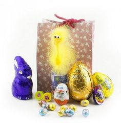 Purchase lindts easter gift basket at just 4500 from gifts 2 the gifts 2 the door offers a wide range of easter gift ideas for kids negle Images