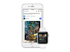 Adobe mobile apps for the Apple Watch