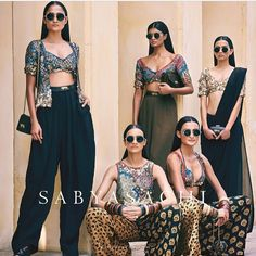 Dreamy goodness by the great one – Sabyasachi Mukherjee Summer Resort 2015For more inspo, check out my Instagram @sin_cityyy