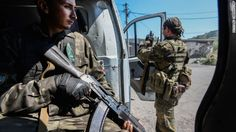 Official: Russian forces back rebels with tanks in eastern Ukraine