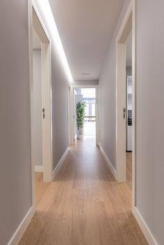 Interior Home Design Trends For 2020 - New ideas Home Room Design, Home Interior Design, Living Room Designs, House Design, Flur Design, Design Design, Modern Apartment Decor, Appartement Design, Hallway Designs