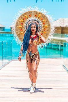 The Insane Carnival Experience | Antigua Carnival 2019 - Bahamianista