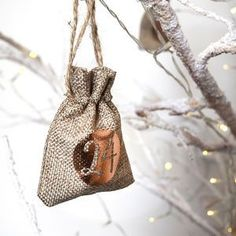 Christmas Advent Calendar Tree Hanging Sacks. Pick a delightfully different advent calendar this Christmas to celebrate the coolest countdown of the year.