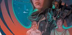 La Marvel annuncia l'adattamento a fumetti di Rogue One!