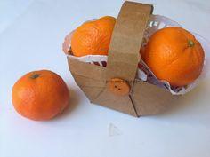 SimpleJoys: Cardboard basket