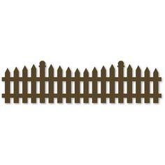 Silhouette Design Store - View Design #2678: fence