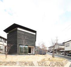 Arquitectos: Katsutoshi Sasaki + Associates Ubicación: Toyota, Aichi Prefecture, Japón Área: 68 m2 Año Proyecto: 2014 Fotografías: Courtesy of Katsutoshi Sasaki + Associates