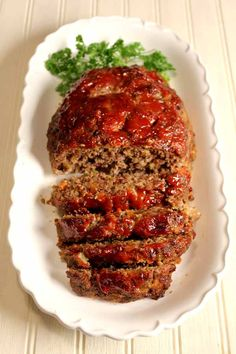 Gourmet Meatloaf | Lake Lure Cottage Kitchen