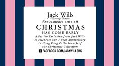Enter our exclusive festive competition now for your chance to win your favourite Jack Wills goodies for Christmas!
