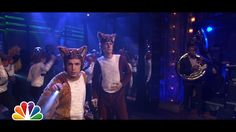 Ylvis Performs 'The Fox' Live With Jimmy Fallon & The Roots  Omg! @Kristin Whitton , is this the fox song the kids played me earlier??? Lol!